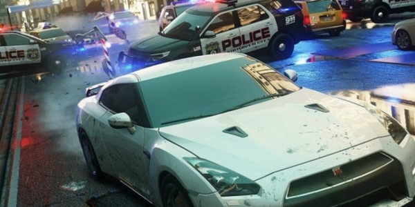 nfs арт most wanted