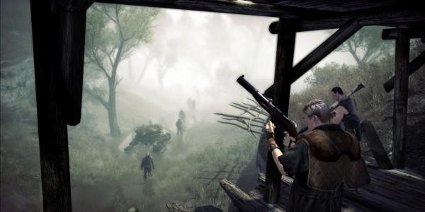 Скриншоты игры Новый союз, монстры, октябрь 2012