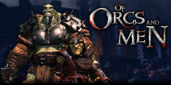 of orcs and man art