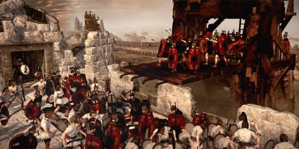 Новые скриншоты total war rome 2