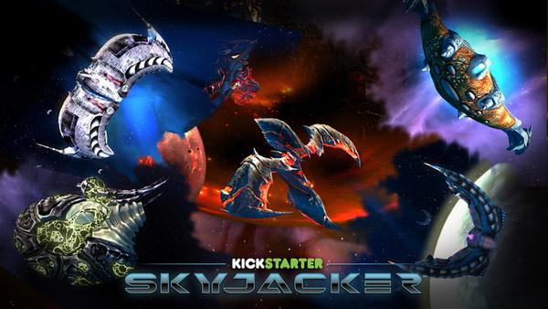 skyjacker на kickstarter