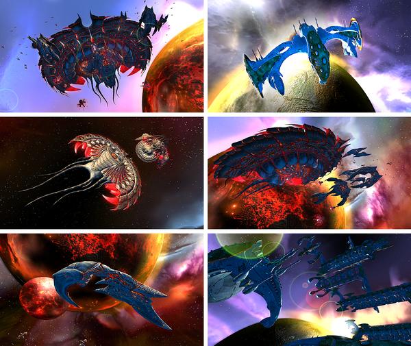 skyjacker скриншоты, арты