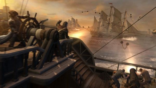 Пейзажи в игре завораживают, навеивая романтическую атмосферу