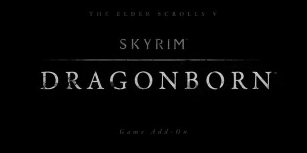 dragonborn новое дополнение для Skyrim