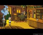 Edna&Harvey: Harvey's New Eyes, скриншоты геймплея, скрины
