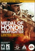 Обложка диска Medal of Honor Warfighter