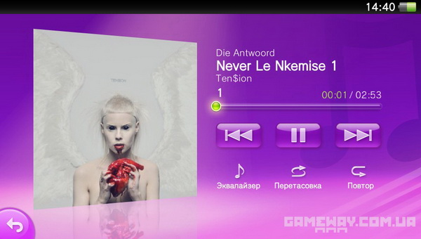 PlayStation Vita обзор от GameWay