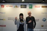 Главный редактор GW Kiburga и обозреватель Guta посетили WCG2012