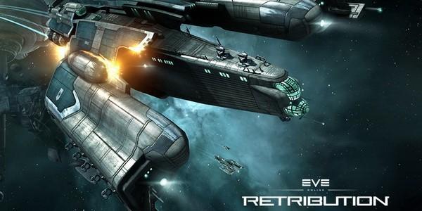 Вышло дополнение EVE Online: Retribution