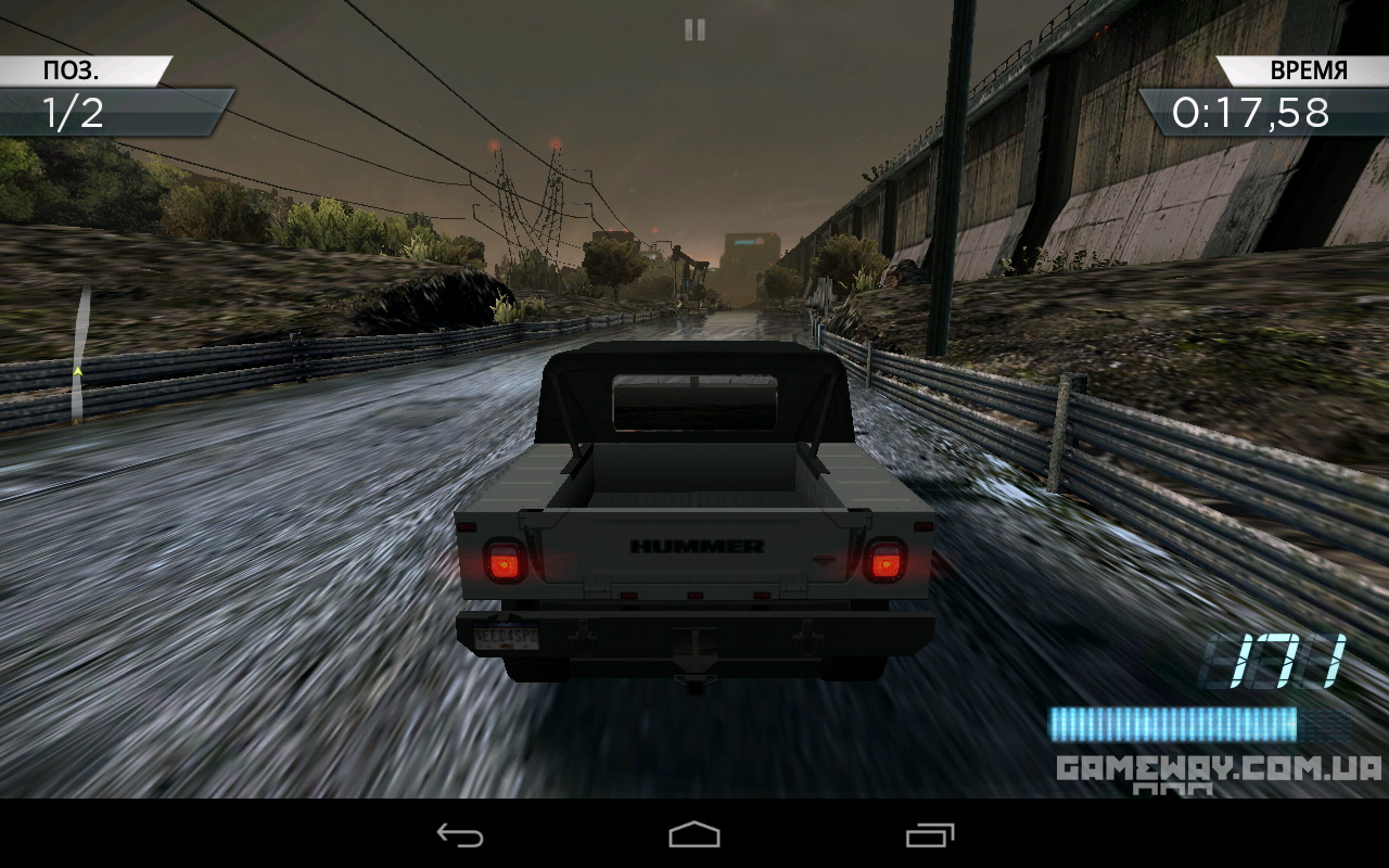 Need for speed most wanted android for Nfs most wanted android