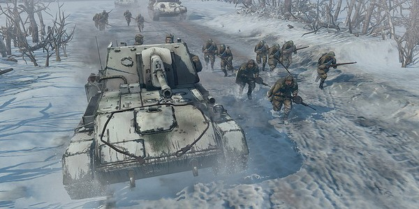 company of heroes dev diary 1