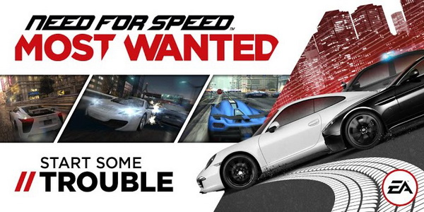 nfs most wanted android art