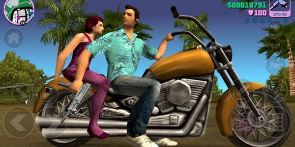 Grand Theft Auto: Vice City на iOS поступил в продажу на iTunes