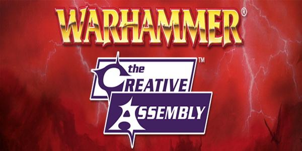 Creative Assembly будет делать игры по вселенной Warhammer