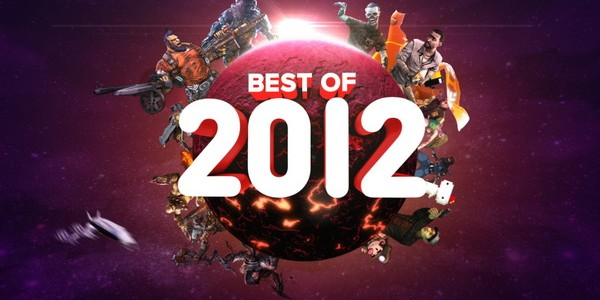 Лучшие игры 2012 года по версии Западной игровой прессы