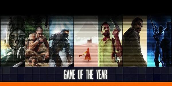 Лучшие игры 2012 года по версии отечественной игровой прессы (Украина, Россия)