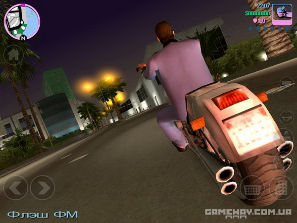 gta vice city скриншоты геймплея на ios