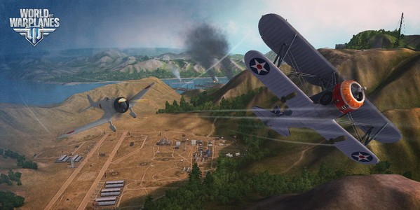 World of Warplanes - второй взгляд на игру