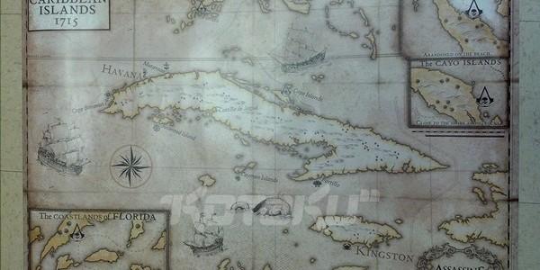 Assassin'a Creed 4 первые подробности