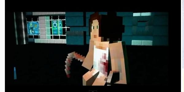 Minecraft Cyberpunk