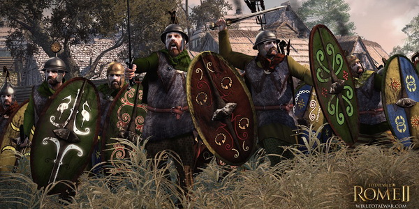 Total War Rome 2 5th fraction