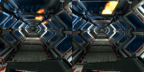ps3 aliens vs pc сравнение