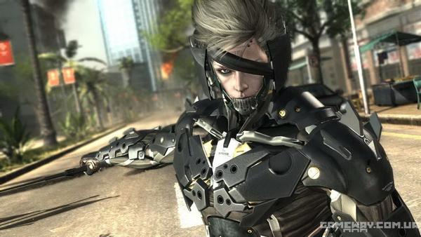 Metal Gear Rising: Revengeance скриншоты, скрины