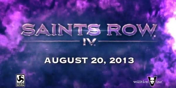 Saints row 4 первые подробности