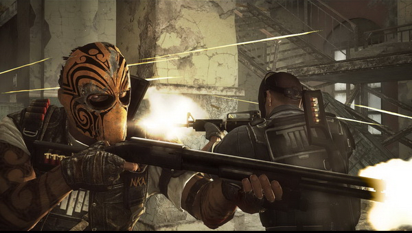 army of two devils cartel скриншоты превью