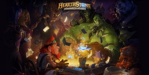 Blizzard выходит на планшеты с игрой Hearthstone: Heroes of Warcraft