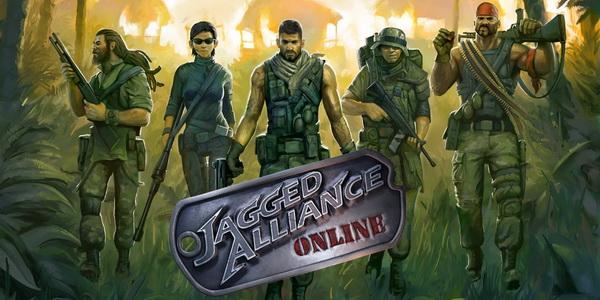 jagged aliance online арт, волпейпер
