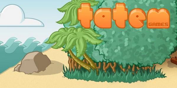 Логотип студии tatem games