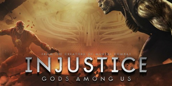 Арт игры Injustice Gods Among Us