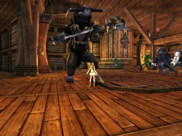 Karos online битва с боссом на корабле