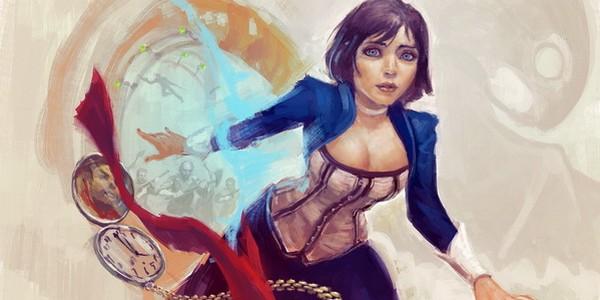 Большая сюжетная схема и ошибка Bioshock Infinite