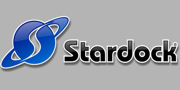 Логотип компании stardock