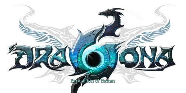 Логотип, logo Dragona Online
