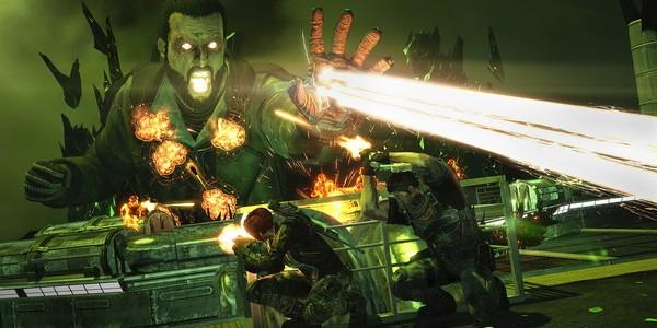 Игра Fuse для консолей Xbox 360 и PlayStation 3