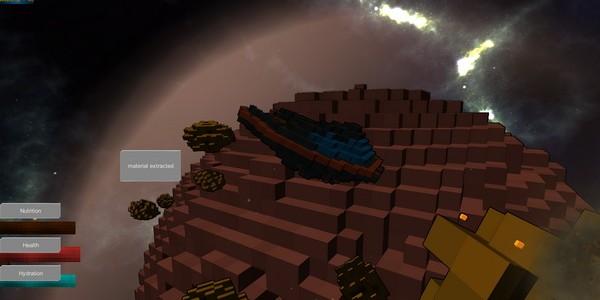 Скриншот, арт игры infinite pixels