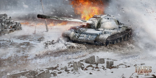 Project Tanks клон World of Tanks