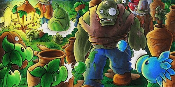 Plants vs. Zombies 2 анонс
