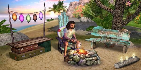 Sims 3 дополнение Райские отсрова