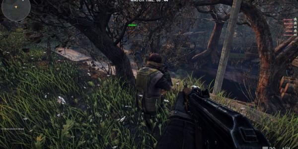 Survarium - скриншоты геймплея