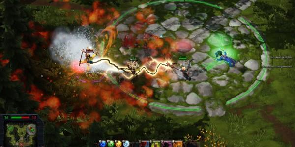 Magicka: Wizard Wars скрины, screenshots
