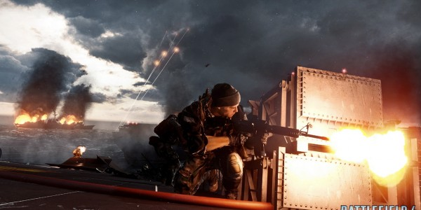 Battlefield 4 - Angry Sea Single Player Screens_5