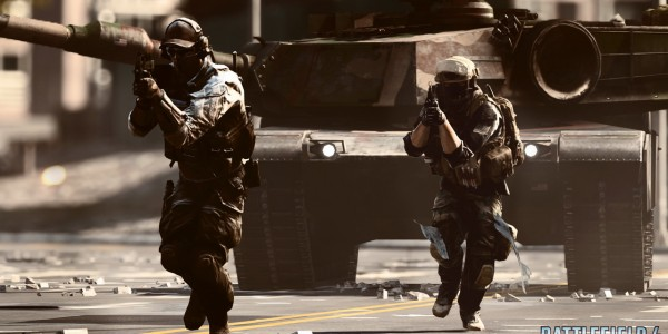 Battlefield 4 - Siege on Shanghai Multiplayer Screens_1