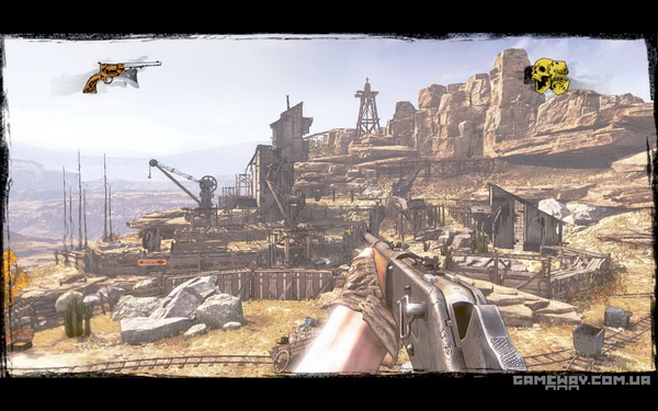 Call of Juarez: Gunslinger обзор