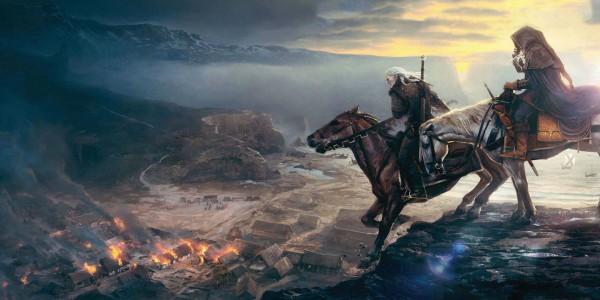 Ведьмак 3: Дикая охота - геймплейный трейлер с E3 2013 (моя русская озвучка)