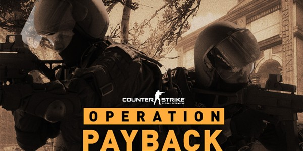 Counter-Strike: Global Offensive Operation Payback