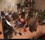Robot-Cyborg-47